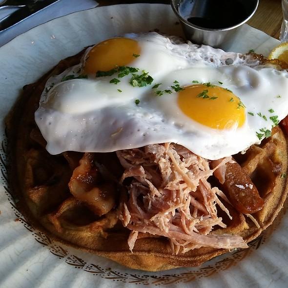 Le Shack Breakfast @ Le Caffe Mariani