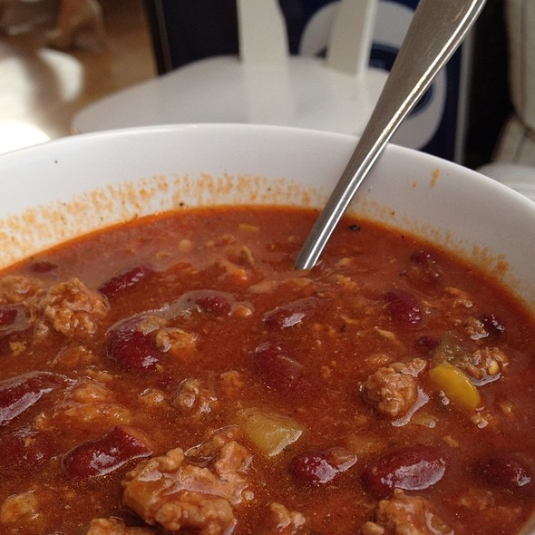 chili con carne @ Cafe Bondi