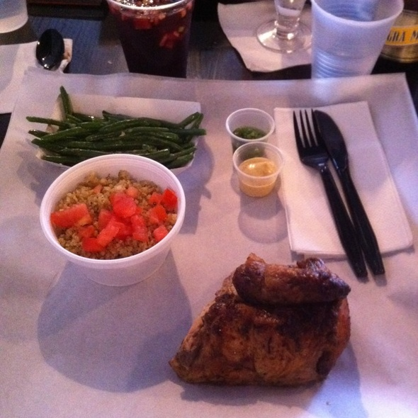 Rotisserie Chicken @ Pico Rojo Rotisserie