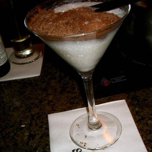 Yin & Yang Martini @ The Melting Pot