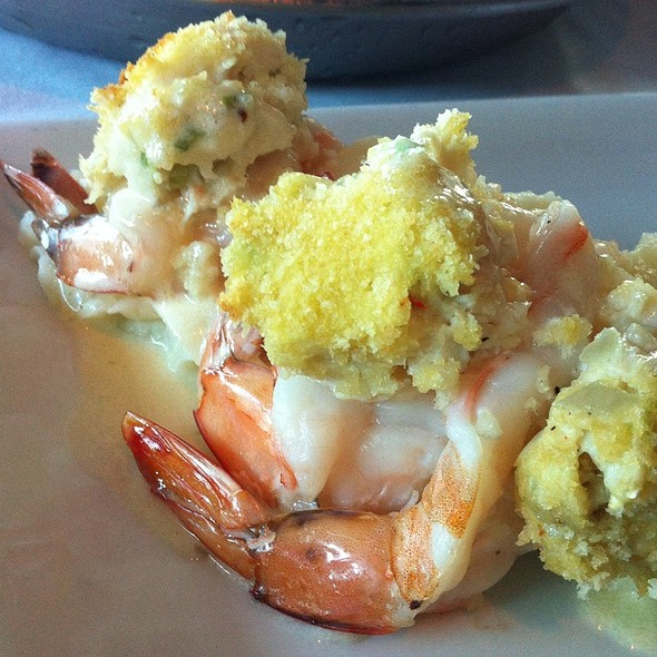 Crab Stuffed Shrimp - Pier W, Cleveland, OH