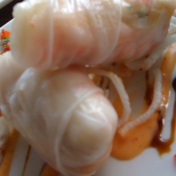 Sweet & Sour Rolls  @ Chart House
