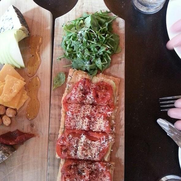 Tomato Tart @ Parc