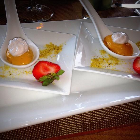 Suspiro De Lúcuma - Panorama Restaurant & Sky Lounge at Sonesta Bayfront Hotel Coconut Grove, Coconut Grove, FL