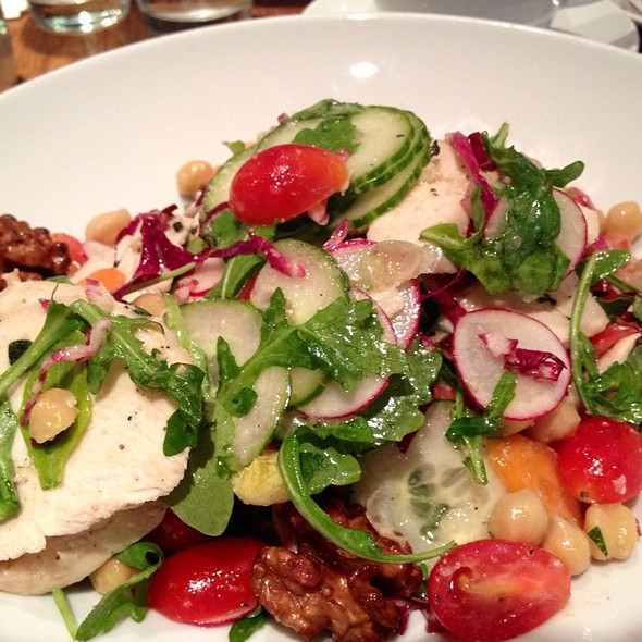 Roasted Chicken Salad - Sarabeth's TriBeCa, New York, NY