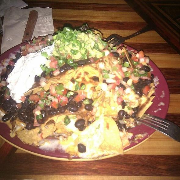 Texas Size Nachos @ Matador Tacoma