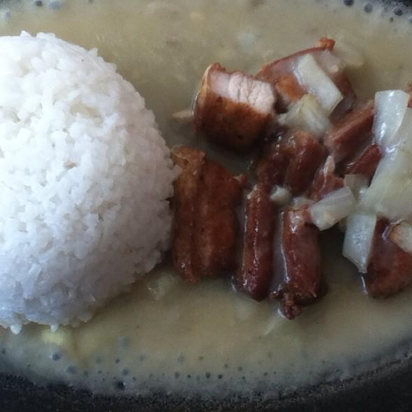 Sizling Pork Liempo @ Jalen's Budbod