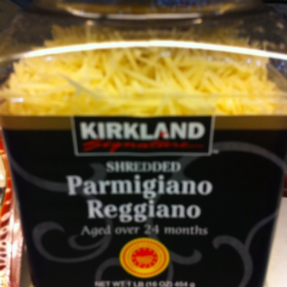 Parmigiano Reggiano @ The Foodspotting Holiday Spotathon