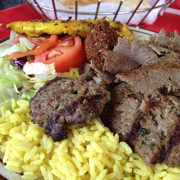 Business Lunch Special @ Pita Inn