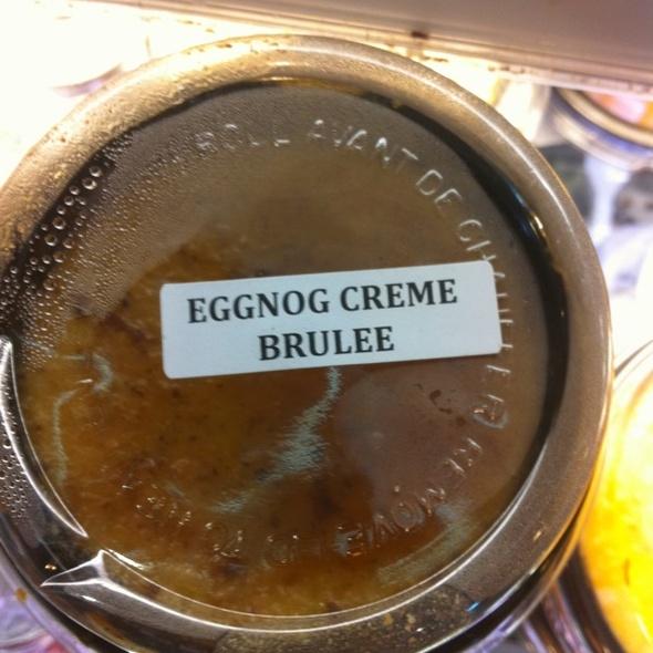 Creme Brulee @ The Foodspotting Holiday Spotathon