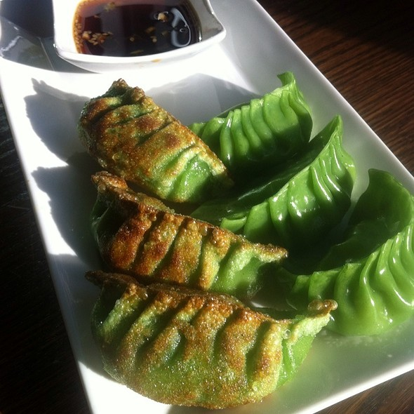 Vegetable Mandu - Mandu - K Street, Washington, DC