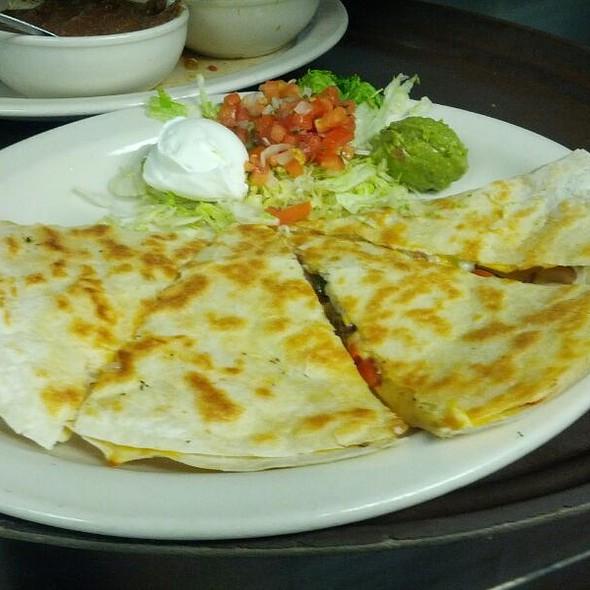 Fajita Quesadilla - Posados Cafe - Plano, Plano, TX