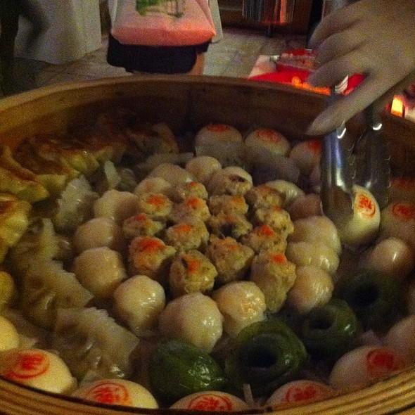 Assorted Dim Sum @ Yank Sing Restaurant