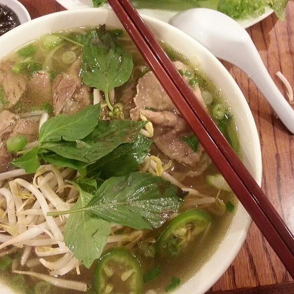 Pho Tai Gan @ Saigon Eden