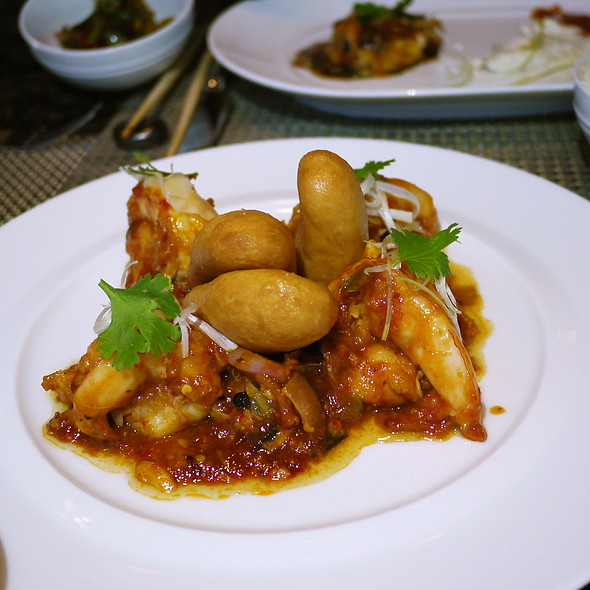 Singapore Style Chili Prawns @ WP24