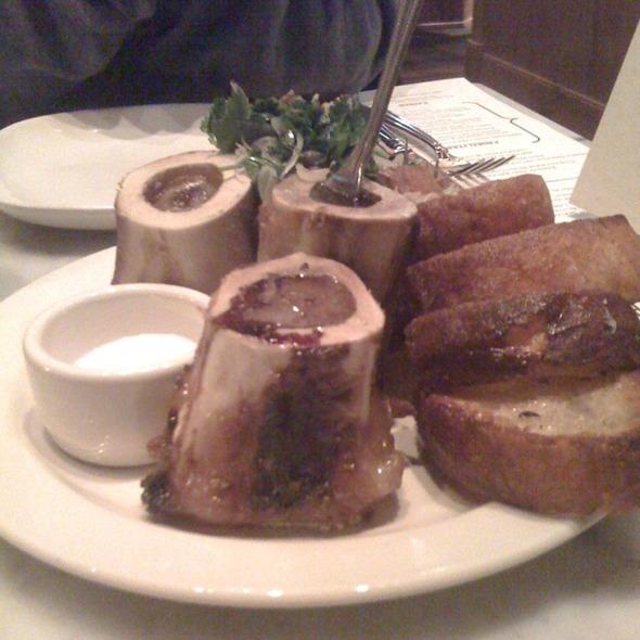 Roasted Beef Bone Marrow