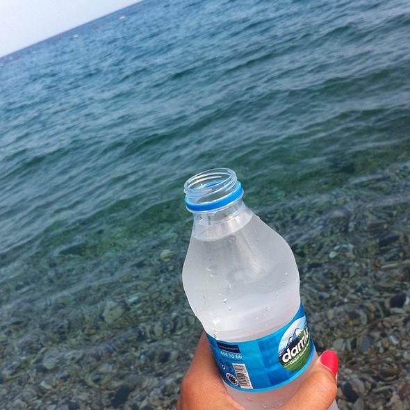 Natural Spring Water @ Amara Dolce Vita