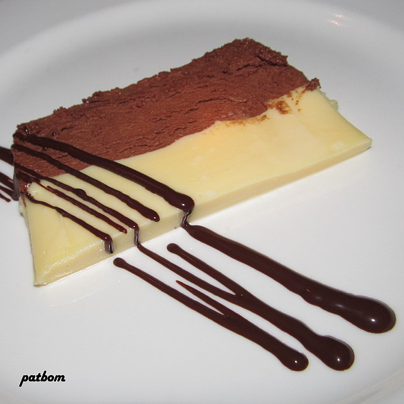 White Chocolate Marquise