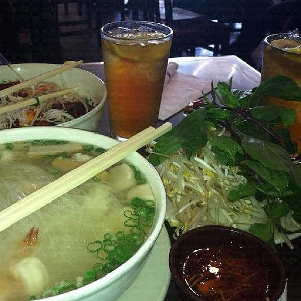 Tasty Food @ Pho Dat Thanh - Columbia