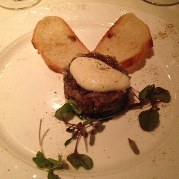 Tonno Crudo - Part Of Cuorerosso Wine Dinner - La Grotta, Atlanta, GA