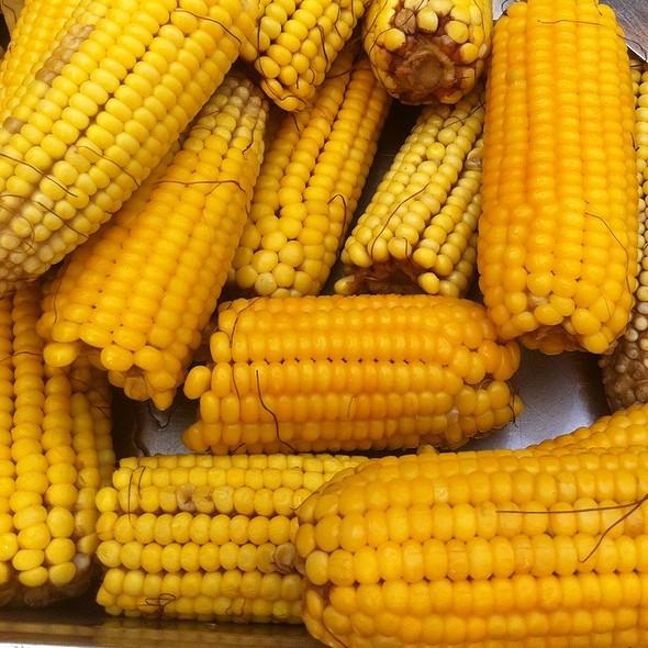 Corn @ Amara Dolce Vita
