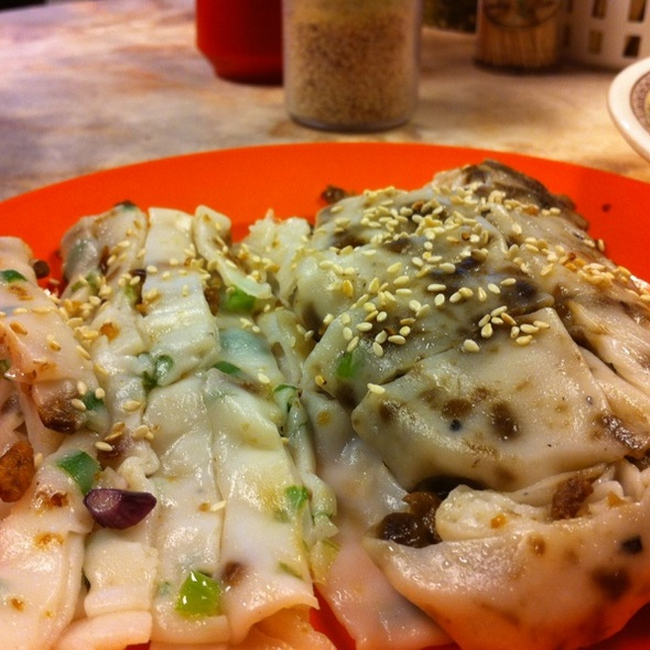 Dried Shrimps Chee Cheong Fun @ Sam Siew Yeaw Chee Cheong Fun