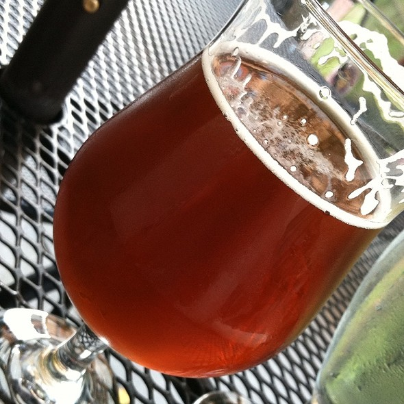Seasonal Pumpkin Ale - Ernest & Scott Taproom, Wilmington, DE