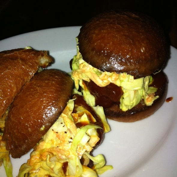 Pork Belly Sliders @ Animal Restaurant