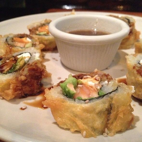 Rock N' Roll Sushi Roll @ C-Rolls Sushi