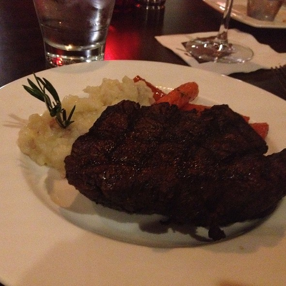 12 Oz. Filet Mignon With Buttermilk Mashed Potatoes And Caramelized Carrots - Chops - Folsom, Folsom, CA