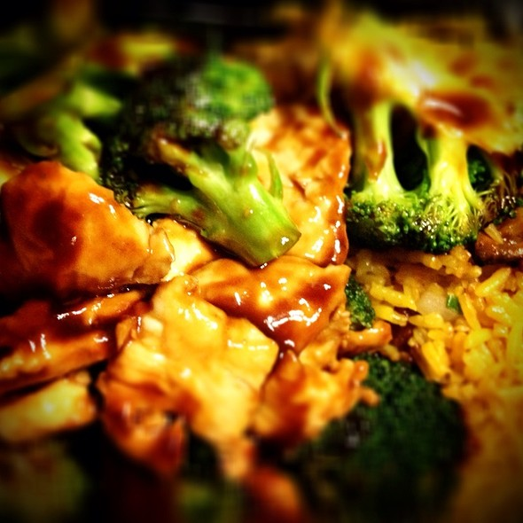Great taste of maple shade llc chicken and broccoli for Asian cuisine 08052