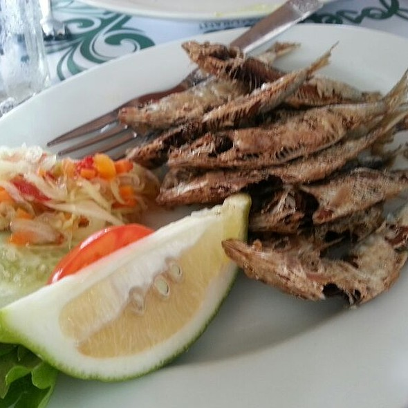 Tawilis @ Josephine's Restaurant