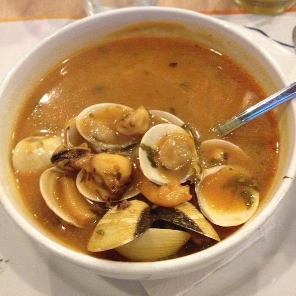 Seafood Soup @ Antonio's