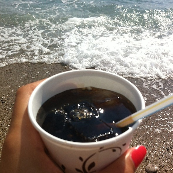 Coca Cola @ Amara Dolce Vita