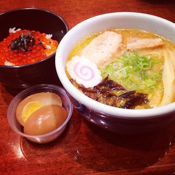 Hokkaido Miso Ramen @ Mitsuwa Marketplace - NJ
