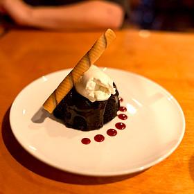 Chocolate Lava Bundt Cake