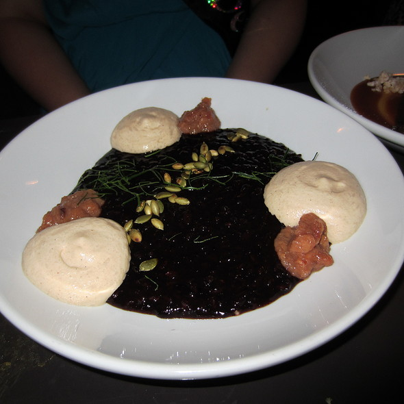 Black Sticky Rice @ Soju Girl