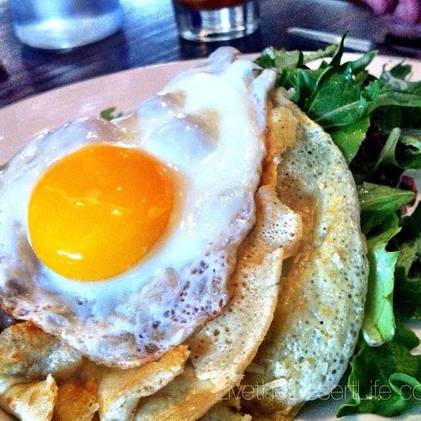 Crepe Parisienne - La Brasserie Bistro and Bar, La Quinta, CA