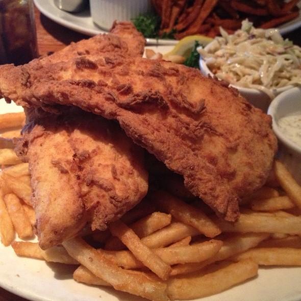 Fish Platter - Harper's Restaurant - SouthPark, Charlotte, NC
