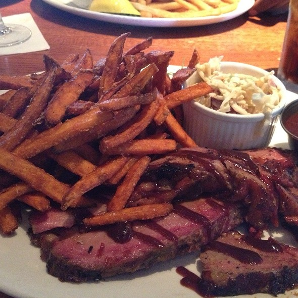 BBQ Brisket - Harper's Restaurant - SouthPark, Charlotte, NC
