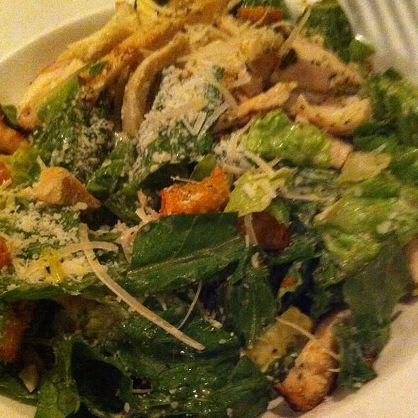 Grilled Chicken Caesar Salad - Bonaventure Brewing Co. - Westin Bonaventure Hotel, Los Angeles, CA