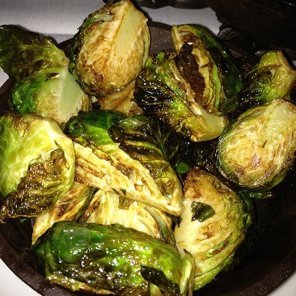 roasted brussel sprouts - Jake's Restaurant, Brookfield, WI