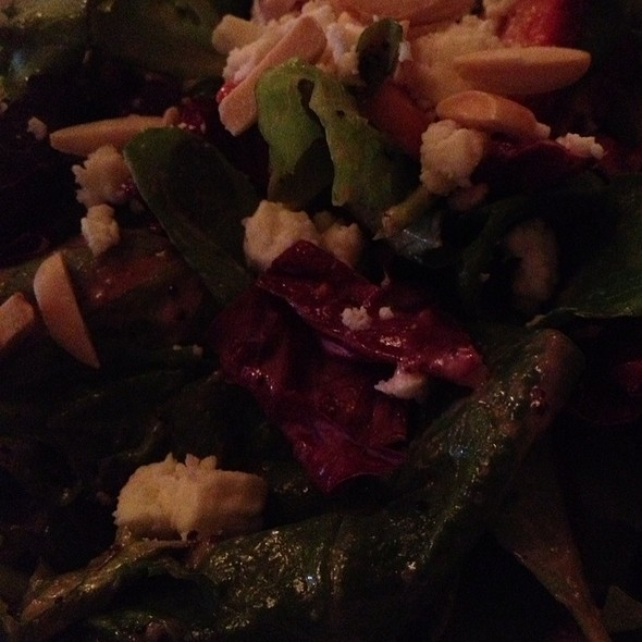 Spring Salad @ Eighteen Ninety Grille and Lounge