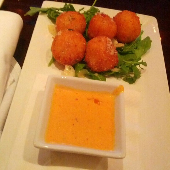 Rissotto Balls @ Chef Geoff's Rockville
