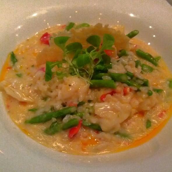 Lobster Rissotto @ Chef Geoff's Rockville