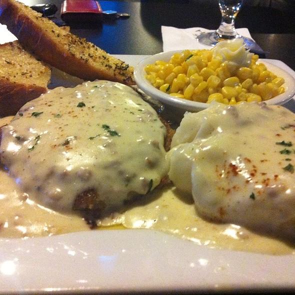 Chicken Fried Steak @ Halftime Bar & Grill