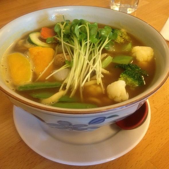 Vege-Tofu Curry