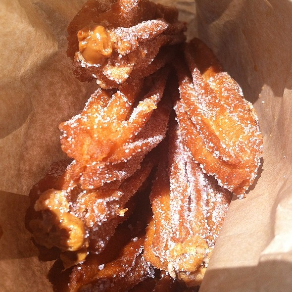 Churros With Dulce De Leche @ Eat Real Fest 2012