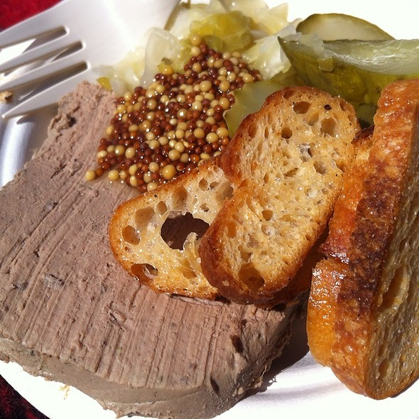 Duck Liver Pate @ Eat Real Fest 2012