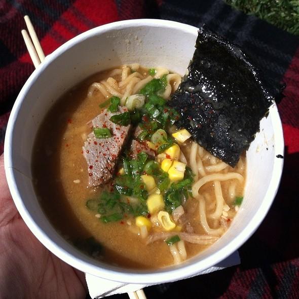 Miso Ramen @ Eat Real Fest 2012